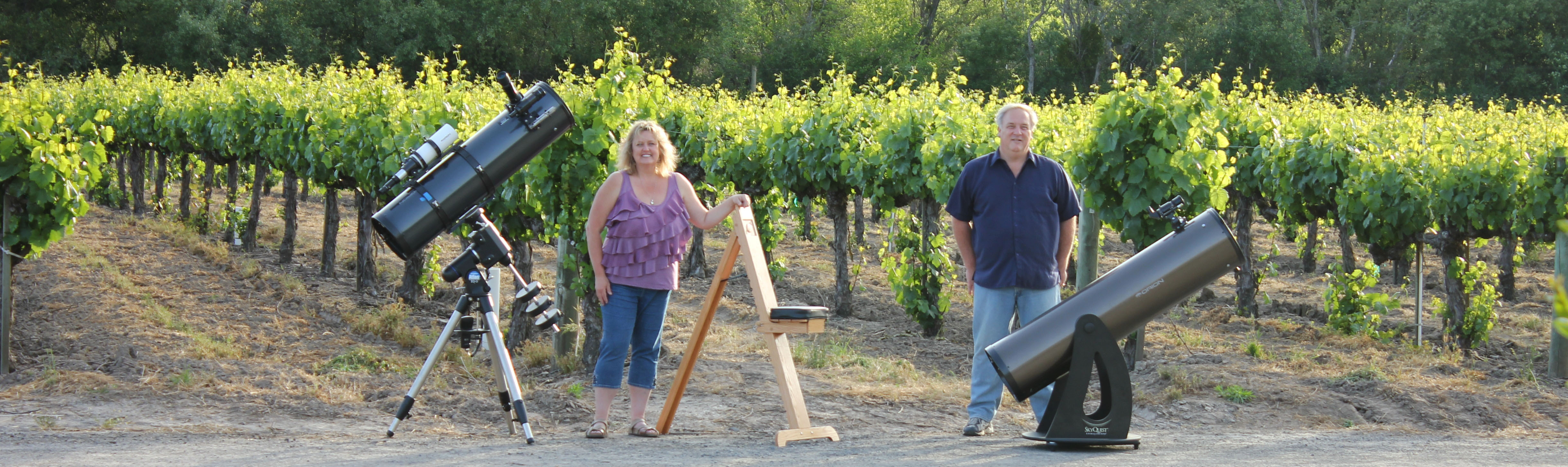 Wine Country Star Party - things to do Napa Sonoma